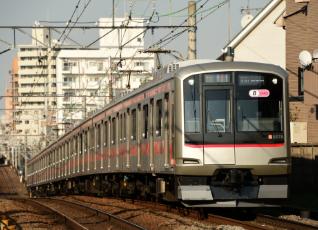 写真:東急東横線
