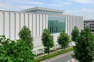 横浜市民ギャラリーあざみ野の画像01