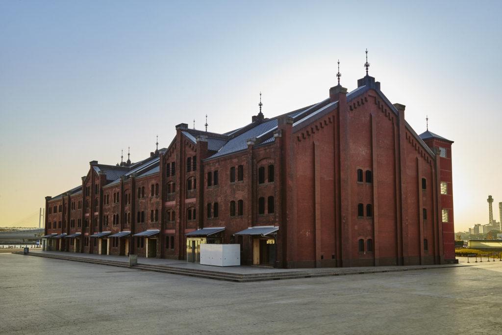 横浜赤レンガ倉庫1号館の画像01