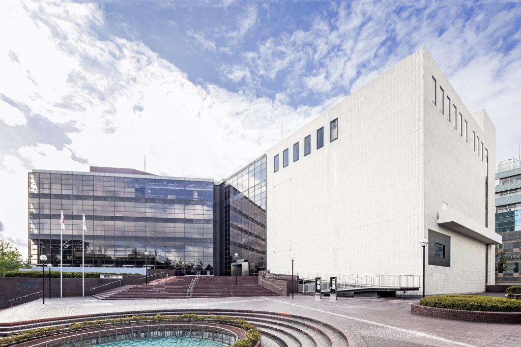 神奈川県民ホールの画像01