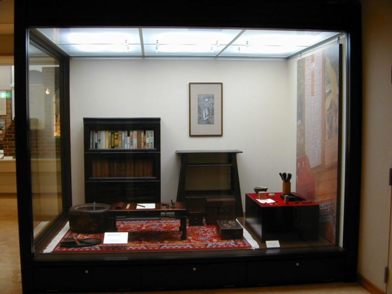 県立神奈川近代文学館の画像03