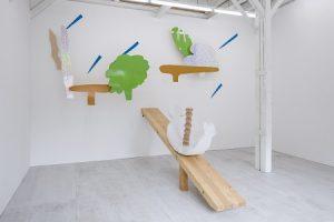 ショーケースギャラリー 大野綾子展の画像