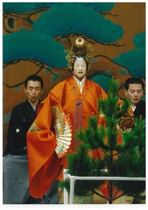 横浜能楽堂 普及公演「眠くならずに楽しめる能の名曲」の画像