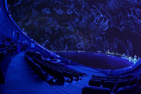 宇宙劇場(プラネタリウム)「ドラえもん『宇宙ふしぎ大探検』3 ~地球のふしぎ~」の画像