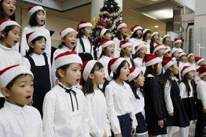 あざみ野クリスマスジュニアコーラス2019の画像