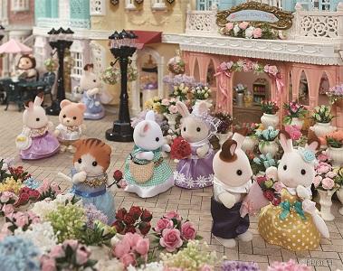 シルバニアファミリー わくわくフェスタ2019 in横浜人形の家の画像