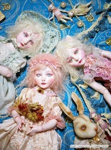 人形作家・清水真理 Wonderlandの画像