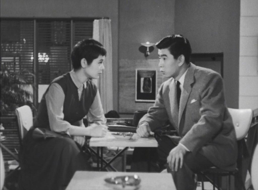 第42回文芸映画を観る会  獅子文六原作「青春怪談」の画像