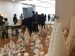 第62回 「明日への手」美術展の画像