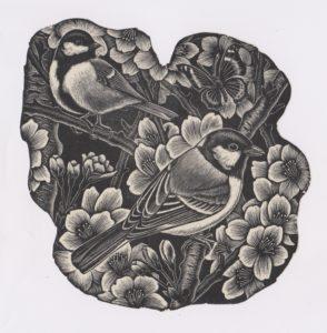 岩崎ミュージアム第438回企画展 「版と表現」木口木版の世界の画像