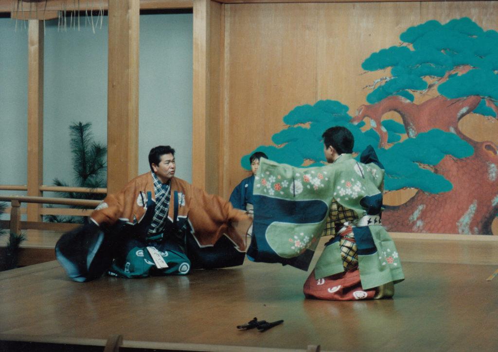 【開催中止】  横浜能楽堂 普及公演「横浜狂言堂」の画像