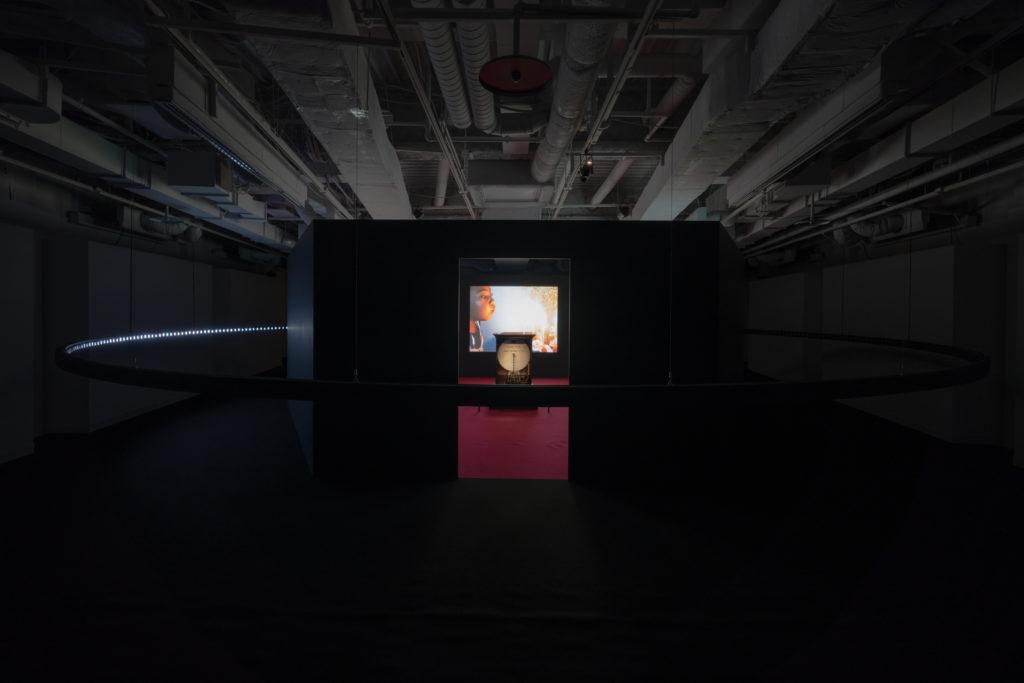 YCC Temporary 髙橋匡太 アーティストトークの画像