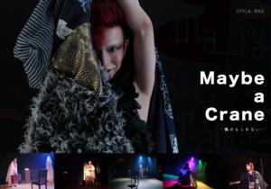 EPOCH MAN『Maybe a Crane ~鶴かもしれない~』の画像