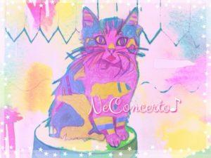 アイフィオーリ音楽会 サロンコンサート♪猫んちぇると♪の画像