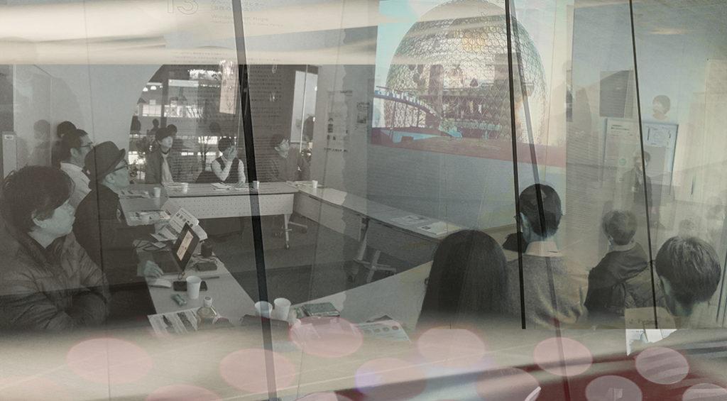"""2/20(木)横浜でアートカフェ""""都市ヨコハマの未来像""""専門知識不要/どなたでもどうぞの画像"""