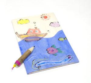 【開催中止】  ハマキッズ・アートクラブ「森のペンとノートをつくろう」の画像