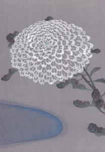 【開催中止】  大人のためのアトリエ講座「はじめての日本画 絹に描く―若冲の彩色に学ぶ」〈持ち物ゼロ!〉の画像