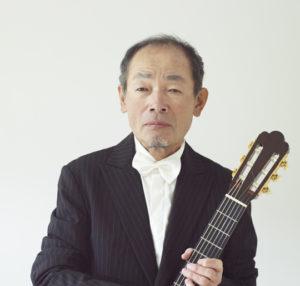 川俣 明 ギターリサイタルの画像