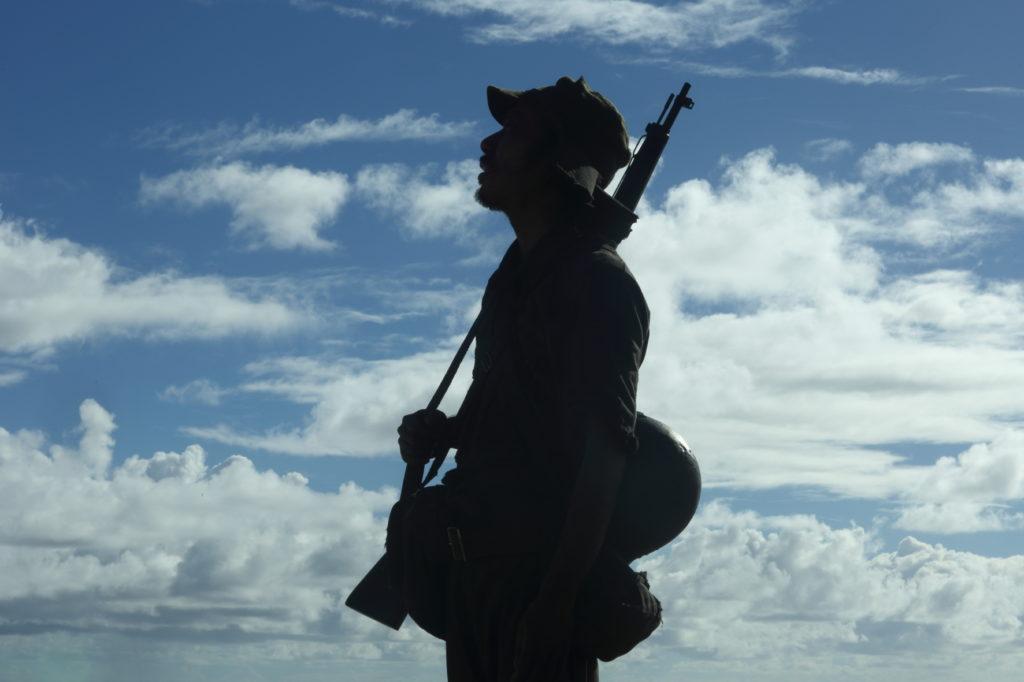 第43回文芸映画を観る会 大岡昇平の世界展記念上映「野火」の画像