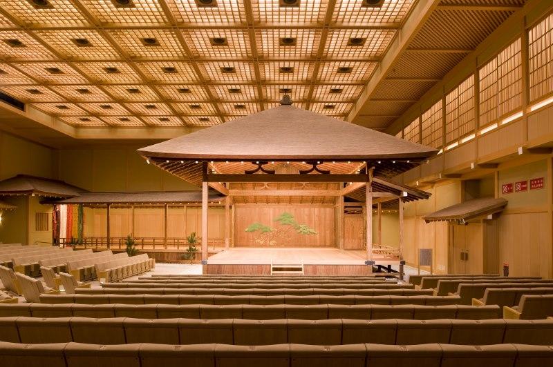 横浜能楽堂芸術監督による能楽入門講座の画像