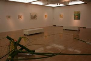 【開催中止】  アトリエ・ド・ププリエ絵画書道教室展~Green Forest  詩の葉の森~の画像