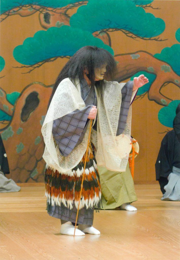 横浜能楽堂企画公演「馬場あき子と行く 歌枕の旅」第1回 陸奥国・外の浜の画像