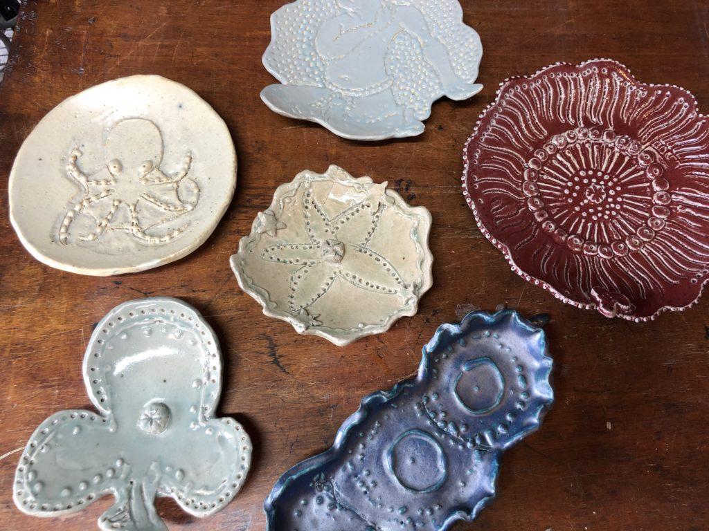 少人数制 陶芸・木彫ワークショップ の画像