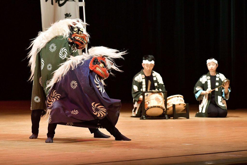 田楽座 横浜公演の画像