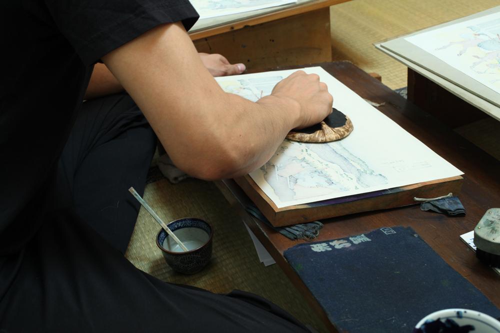 江戸木版画摺師実演見学 | 横浜のアート・イベント検索サイト ヨコハマ ...