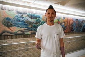 KENSUKE TAKAHASHI アートワークショップ2020作品展示@大倉山記念館の画像