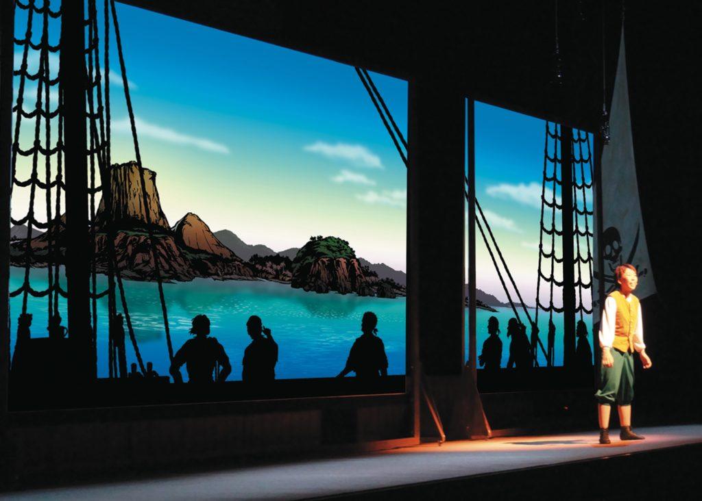 劇場版宝島の画像