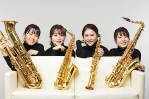 関内ホール1日オープンデー「サクソフォンの魅力全開!ルミエ・サクソフォンカルテット」の画像