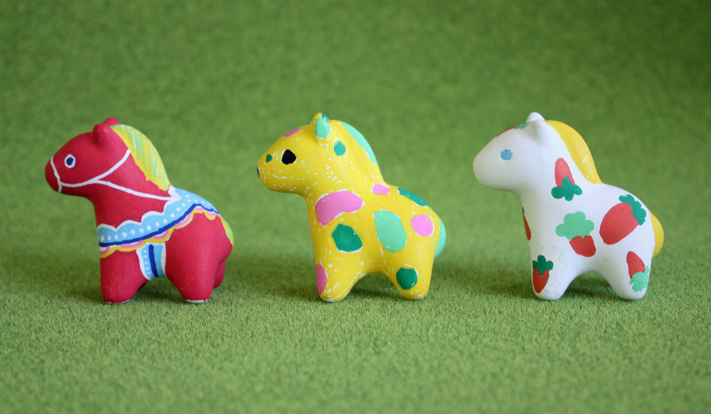 ゴールデンウィーク企画「馬とあそぼうウィーク」の画像