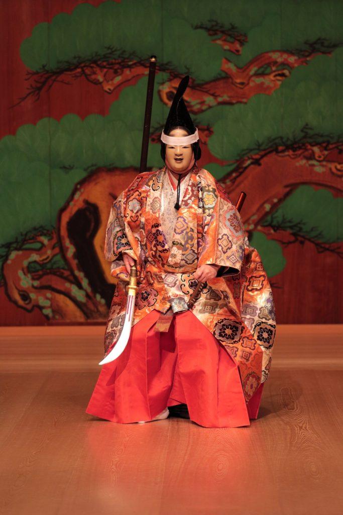 第68回横浜能の画像