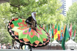 中区ダンスフェスティバル2021の画像