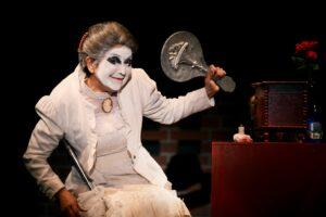五大路子ひとり芝居「横浜ローザ」赤い靴の娼婦の伝説 25周年記念公演の画像