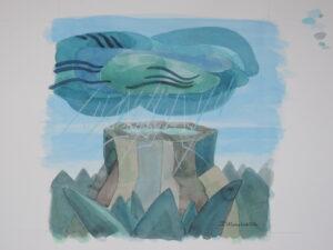 生方純一 水彩&パステル小品展の画像