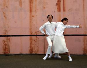 Dance Dance Dance @ YOKOHAMA 2021共催事業 パントマイム公演 「シルヴプレの みちくさんぽ in 横浜人形の家」の画像