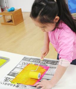 サムネイル画像:子どものためのプログラムつくってみよう!お気に入りの一枚を刷ろう