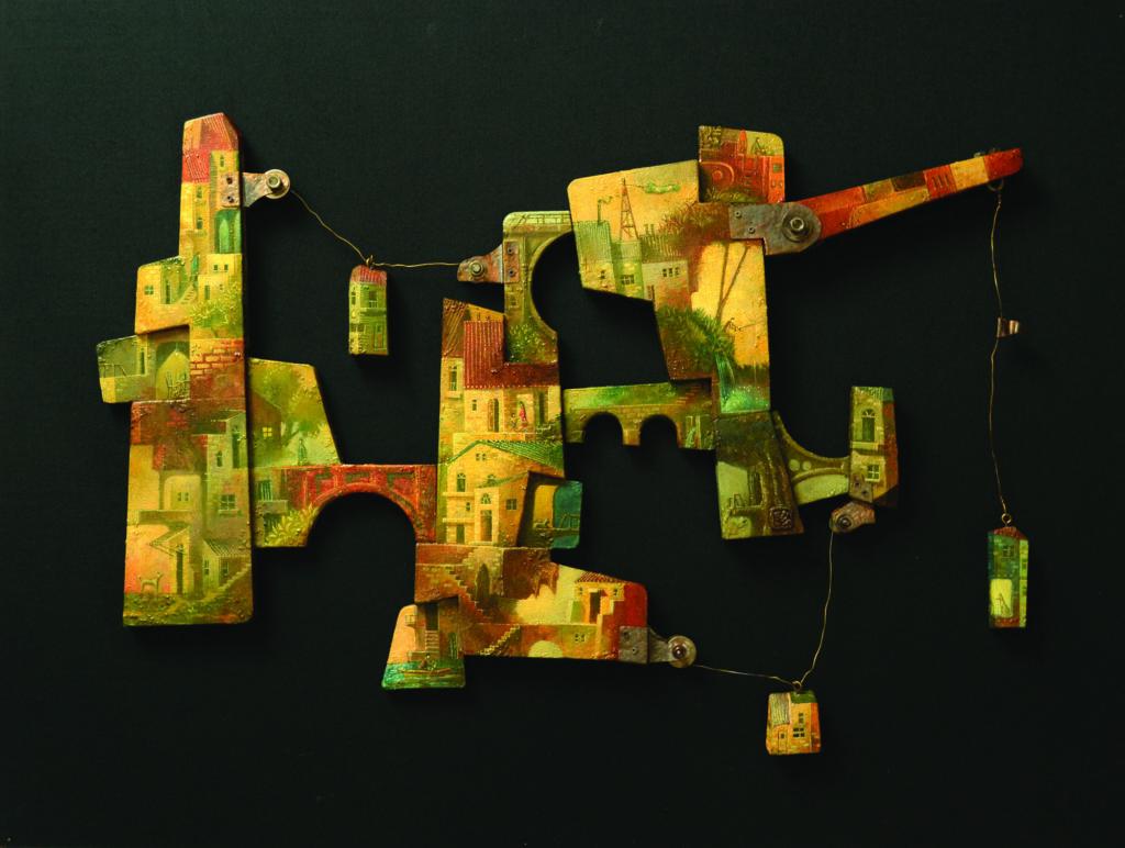 清水健太郎 展の画像