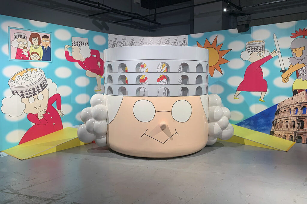 びじゅチューン! EXPO ~ときめき立体ミュージアム~の画像