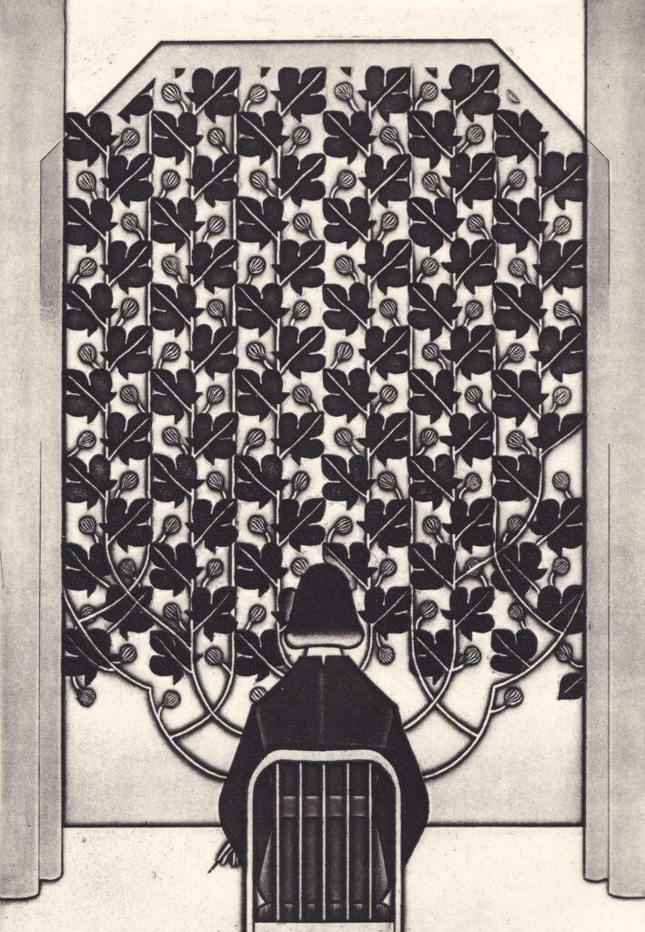 蔵書票展ーExlibris−2021の画像