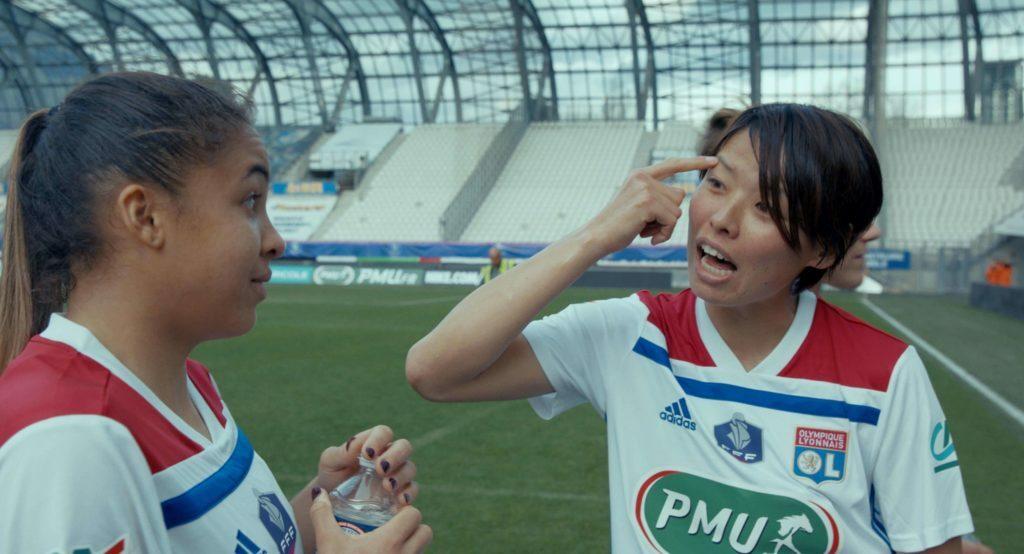 ヨコハマ・フットボール映画祭2021 in シネマ・ジャック&ベティの画像